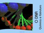 O DNA: química e estrutura